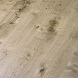 Дуб Rustic Brushed Plank 185 White