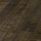 Дуб Rustic Brushed Plank 185 Eben Black