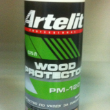 Artelit Professional WOOD PROTECTOR глянцевый